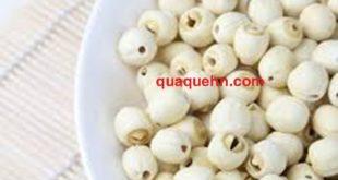 Tác dụng của hạt sen đối với sức khỏe