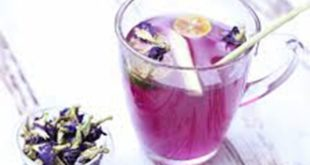 Cách làm trà hoa đậu biếc tại nhà