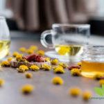 Nên sử dụng trà hoa cúc vào lúc nào, uống trà hoa cúc