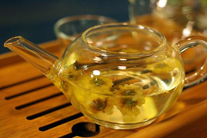 5 cách pha trà hoa cúc ngon
