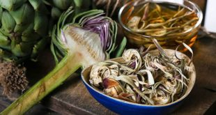 Cách nấu bông atiso khô