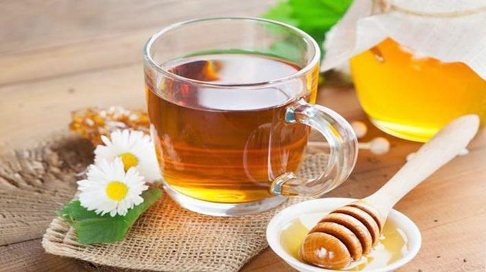 Công thức pha trà mật ong