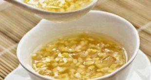 Cách nấu chè bột sắn đậu xanh