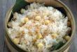 Cách nấu xôi dừa hạt sen ngon