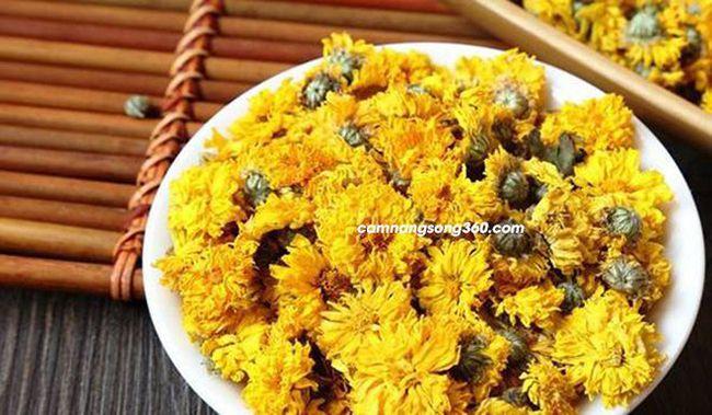 Trà hoa cúc loại nào tốt